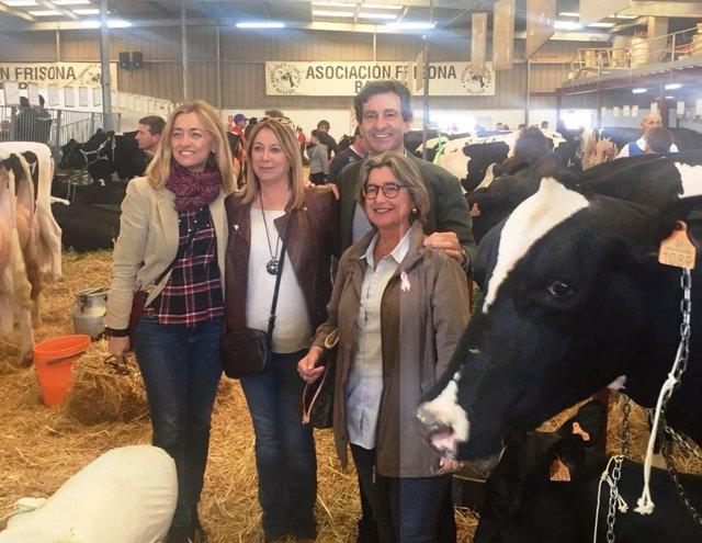 Company en la Feria del Campo