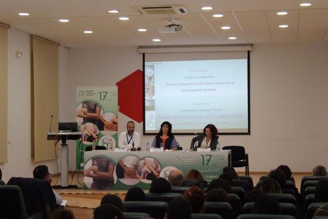 Colegio de Fisioterapeutas de Andalucía Jornadas en Málaga