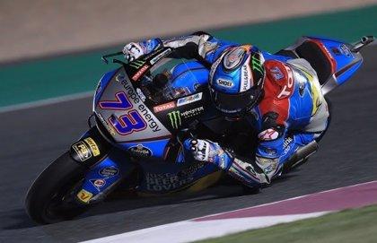 Àlex Márquez no da opción y ata la pole de Moto2