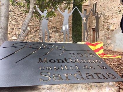 Montblanc se convierte en la Capital de la Sardana e inicia un año de actividades sardanistas