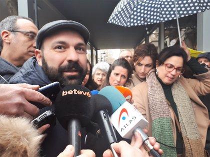 """Mauri (Òmnium) dice que la escuela catalana """"no tiene miedo a los ataques del 155"""""""