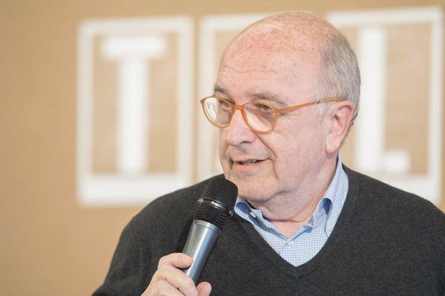 Joaquín Almunia, exsecretario general del PSOE