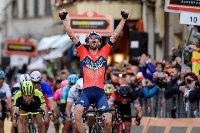 Vincenzo Nibali Milán-San Remo