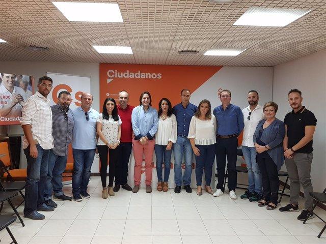 Ciudadanos (Cs) | Ciudadanos Cuenta Ya Con Más De Dos Mil Inscritos En La Provin