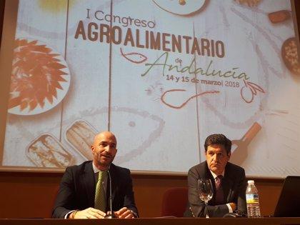 El I Congreso Agroalimentario de Andalucía reúne a productores, cadenas de distribución y firmas colaboradoras