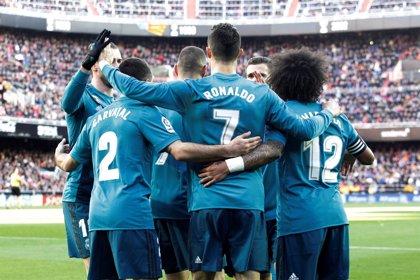 El Madrid afina el tramo decisivo ante el valiente Girona