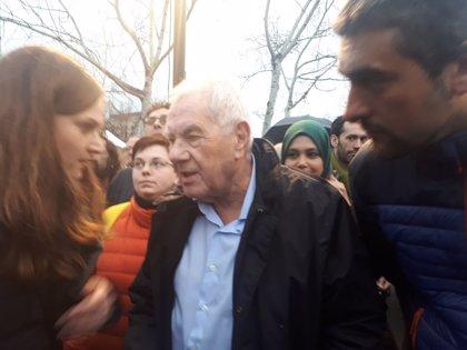 """Ernest Maragall (ERC) dice que la manifestación """"reafirma convicciones y compromiso"""""""