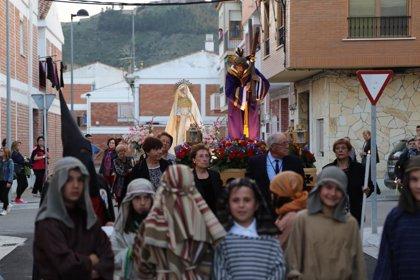 La Misa Cofrade marcará el inicio de la celebración de la Semana Santa en Mequinenza el domingo