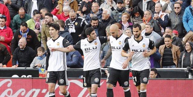 Zaza y Rodrigo guían al Valencia