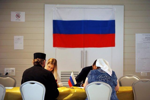 Elecciones en Rusia 2018
