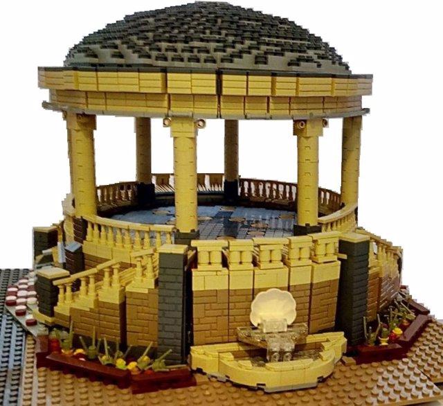 Nota De Prensa: Condestable Acoge A Lego Hasta El 6 De Abril Con Una Exposición,
