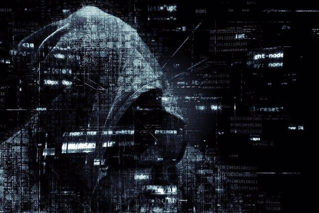 Hacker en Internet