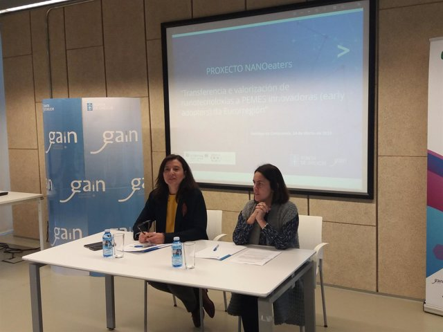 Nota E Fotografías: Galicia Lidera Un Proxecto De Transferencia De Nanotecnologí