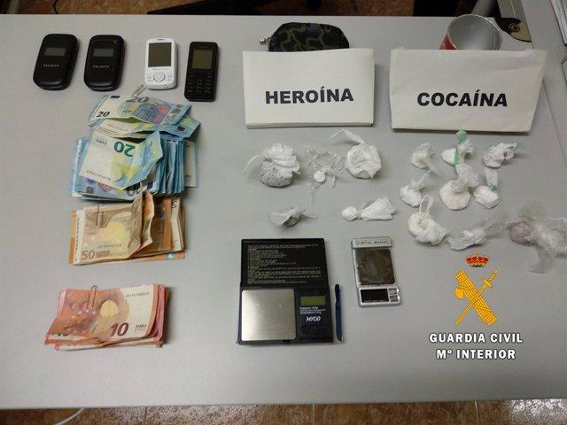 Nota Prensa Detencion Trafico Drogas