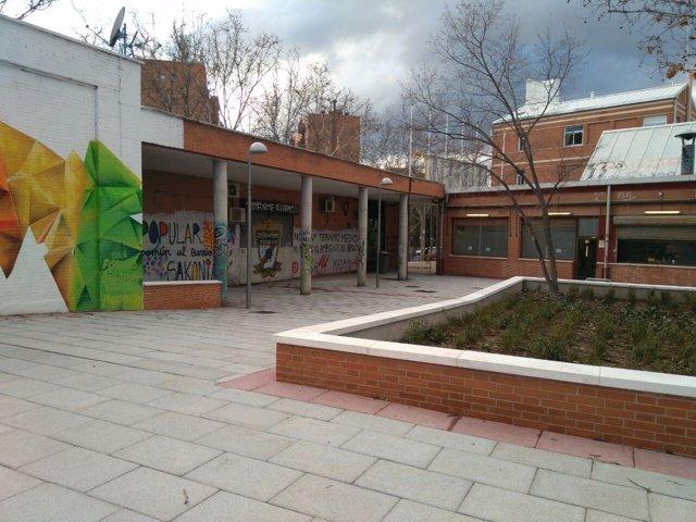 Futura Plaza de los Poetas de Valdezarza