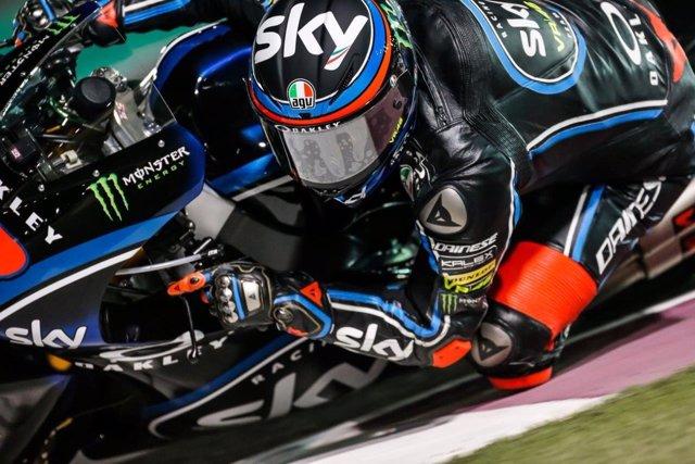 Francesco Bagnaia Moto2 Catar