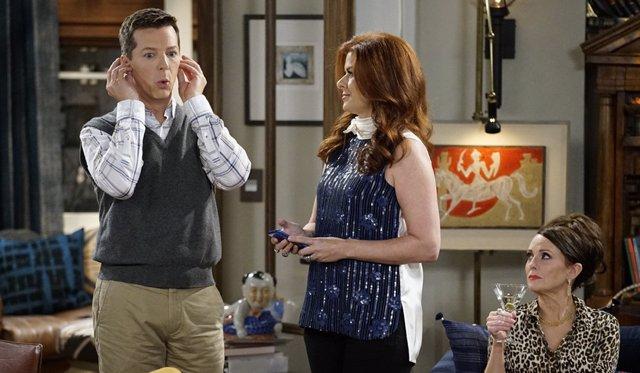 NBC renueva una temporada más Will & Grace