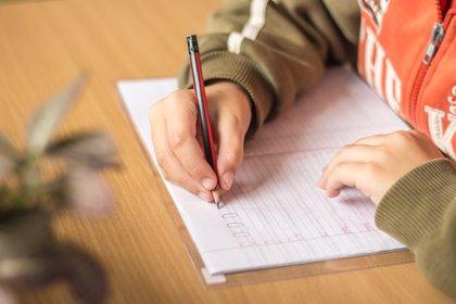Caligrafía en niños, ¿cómo mejorar la calidad de la letra?