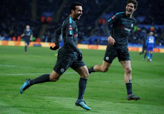 El Chelsea se clasifica para las semifinales de FA Cup