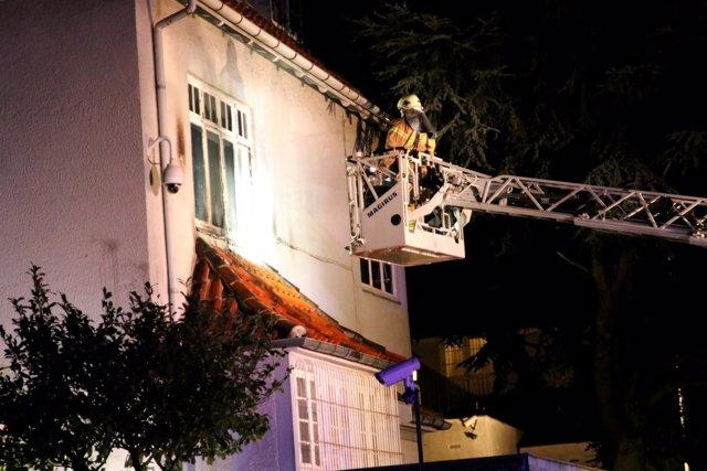 Cócteles molotov contra la Embajada de Turquía en Dinamarca