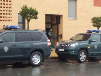 Al menos cinco detenidos por la Guardia Civil en Bizkaia por tráfico de seres humanos