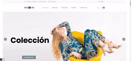 La empresa de moda toledana Koker se lanzan al mundo digital con la apertura de su tienda virtual kokeronline.com