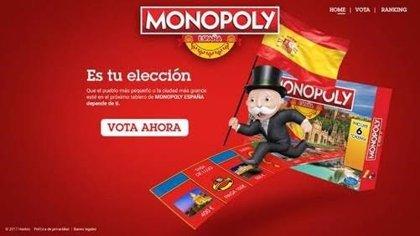 Ponferrada, Salamanca y Arevalillo de Cega (Segovia) serán calles en el Monopoly