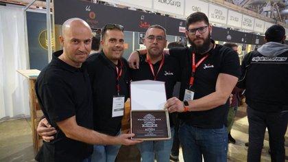 La cerveza artesanal grancanaria 'Buchito' de Jaira, medalla de bronce en la Barcelona Beer Festival