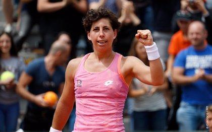Carla Suárez se acerca al 'Top 20' y Muguruza sigue tres del mundo