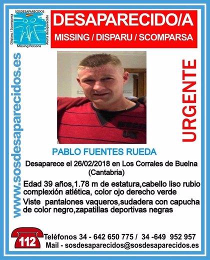 Encontrada calcinada la furgoneta del hombre desparecido en Los Corrales