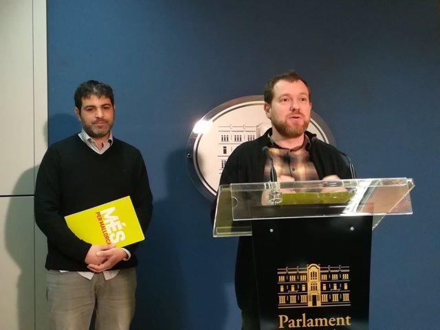 MÉS per Mallorca critica la 'carga ideológica' de la ley de familia del PP y destaca el 'consenso' de la del Govern