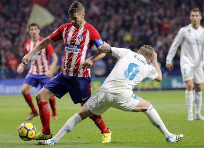 El Real Madrid-Atlético se disputará el domingo 8 a las 16.15