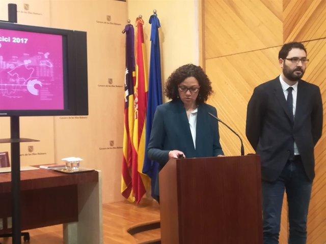 Baleares cierra 2017 con un superávit del 0,2% y prevé terminar 2018 reduciendo la deuda hasta los 8.618 millones