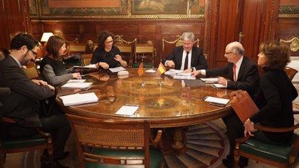 """Cladera confía en tener una propuesta de REB en el plazo acordado y recuerda las """"líneas rojas"""" de Baleares"""