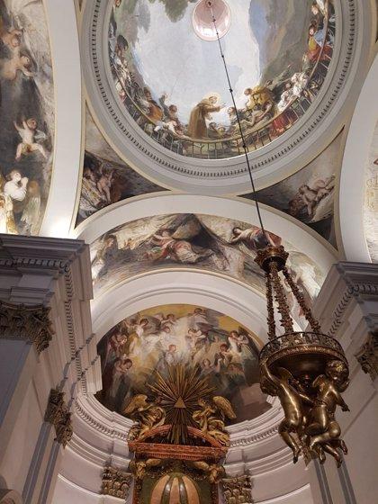 La ermita de San Antonio de la Florida, con los frescos de Goya, abrirá a diario y acogerá actos culturales