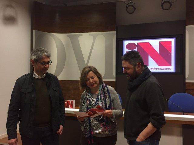 Presentación VI Jornadas de Diseño de Interiores 'iN 2018'