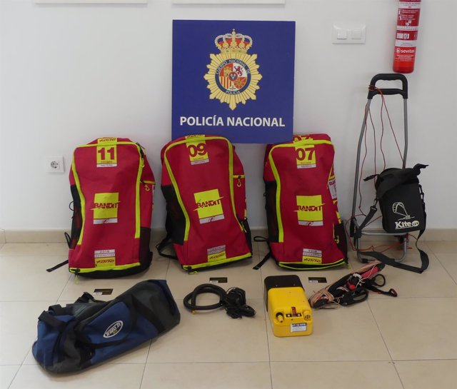 Np: Detenido En Sanlúcar Por Robo En Furgoneta