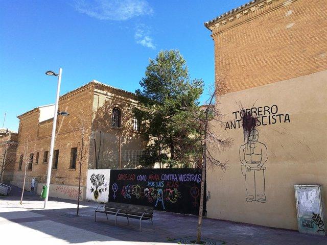 Antigua cárcel de Torrero