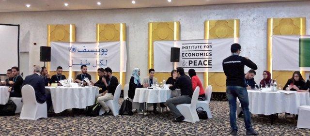 Cifal Málaga en Túnez en jornada formación lideres libios en cultura paz