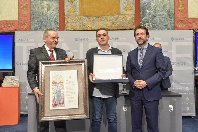 Nota De Prensa Y Fotografía: Artesanía Convocatoria Premio Tenerife