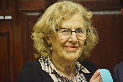 Carmena pide a Interior la búsqueda de una solución para los que llevan años en España y sin ven abocados a la 'manta'
