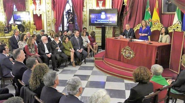 Acto institucional Día de la Provincia de Cádiz