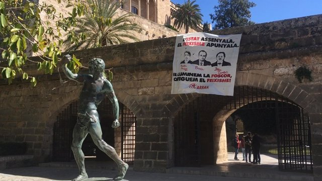 ARRAN Palma contra el fascismo
