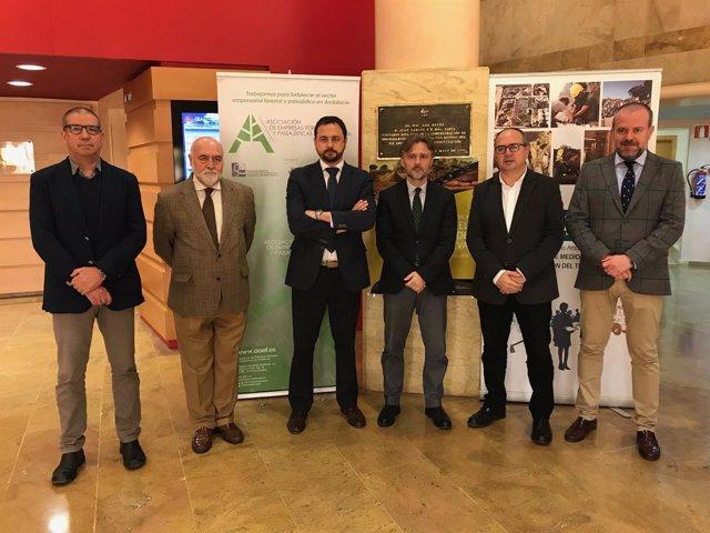 Fiscal, en la inauguración de la Jornada de Lanzamiento de Clúster Verde Andaluz