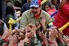 ¿Nicolás Maduro es colombiano?