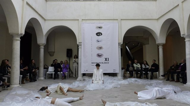 Presentación de La Noche en Blanco 2018