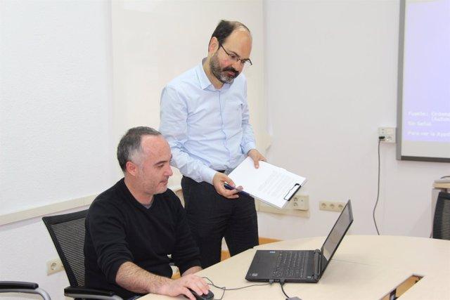 Foto Rueda De Prensa Implementación Administración Electrónica