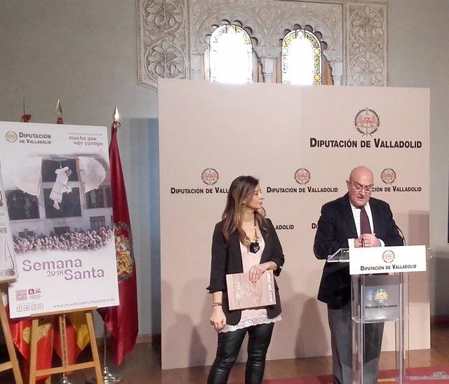 Carnero y María José Hernández presentan las novedades de la promoción, 19-3-18