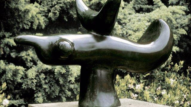 Escultura Miró