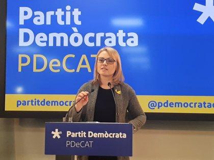 """El PDeCAT apoya a Jordi Sànchez como candidato y pide """"generosidad"""" a la CUP"""